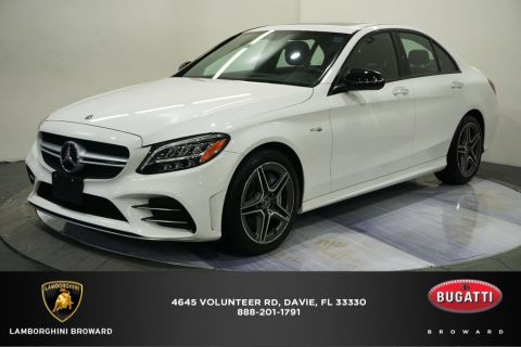 Pre-Owned 2019 Mercedes-Benz C-Class C 43 AMG®